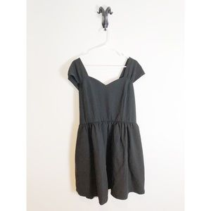 ModCloth Myrtlewood of California Black Dress